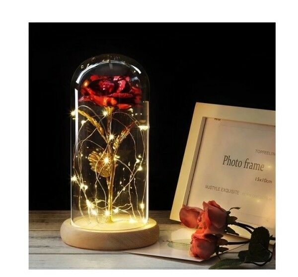 LED Rose rot