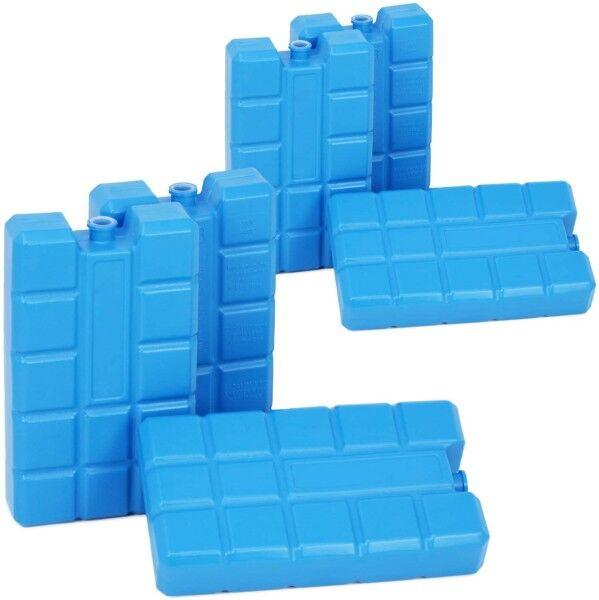6x Kühlakkus 400ml blau BigPack